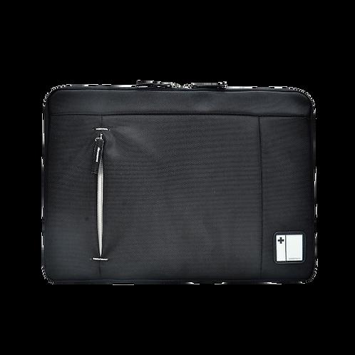 Pasta Multilaser Swisspack Business Notebook 14 Pol. Preta - BO425