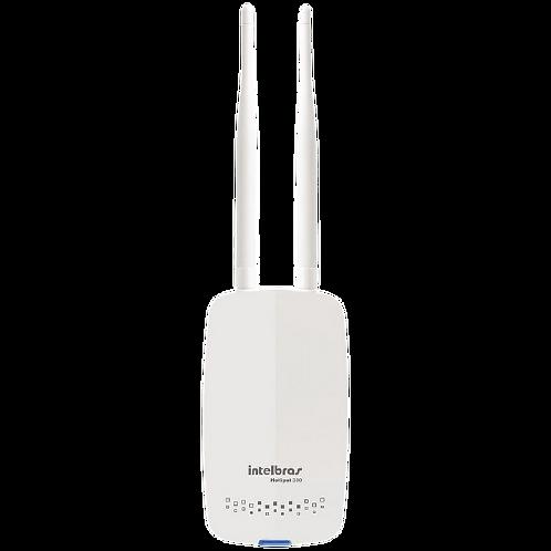Roteador Wireless 300Mbps com Check-in no Facebook - Intelbras Hotspot 300
