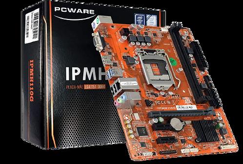 PLACA MAE PCWARE IPMH110G DDR3 HDMI BOX