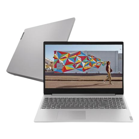 "Notebook Lenovo S145, Intel Celeron, 4GB RAM, HD 500GB, Tela 15.6"","
