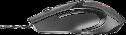 Mouse Gamer GXT 101 GAV 4800dpi 6 botões Trust