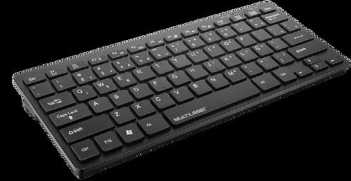 Mini Teclado Multilaser Slim Comfort Usb - TC154