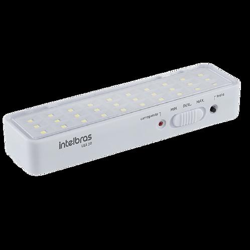 Luminária De Emergência Autônoma Lea 30 - Intelbras