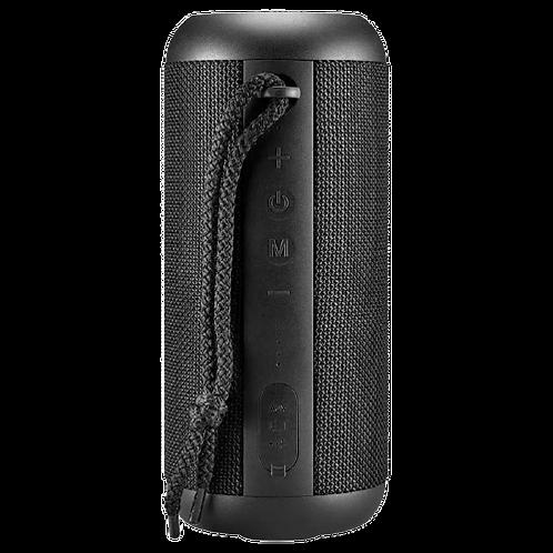 Caixa de Som Speaker Mega Multilaser Preta 30W BT/AUX/SD