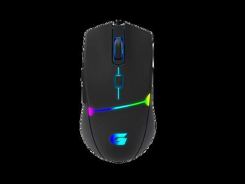 Mouse Gamer Fortrek G Crusader RGB 6 Botões 7200DPI