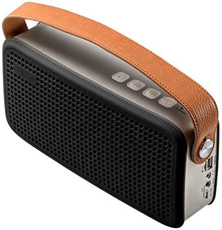 Caixa De Som Bluetooth Hands Free Pulse Preta - SP247