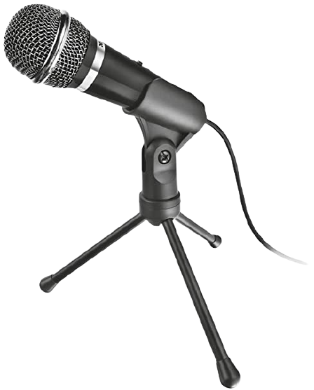 Microfone Trust Starzz All Round