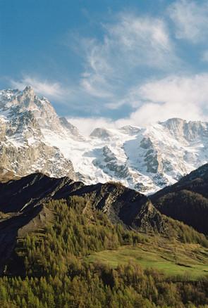 Solo mountain trip