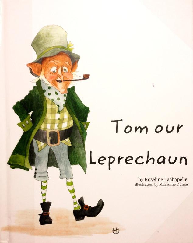 Tom our Leprechaun