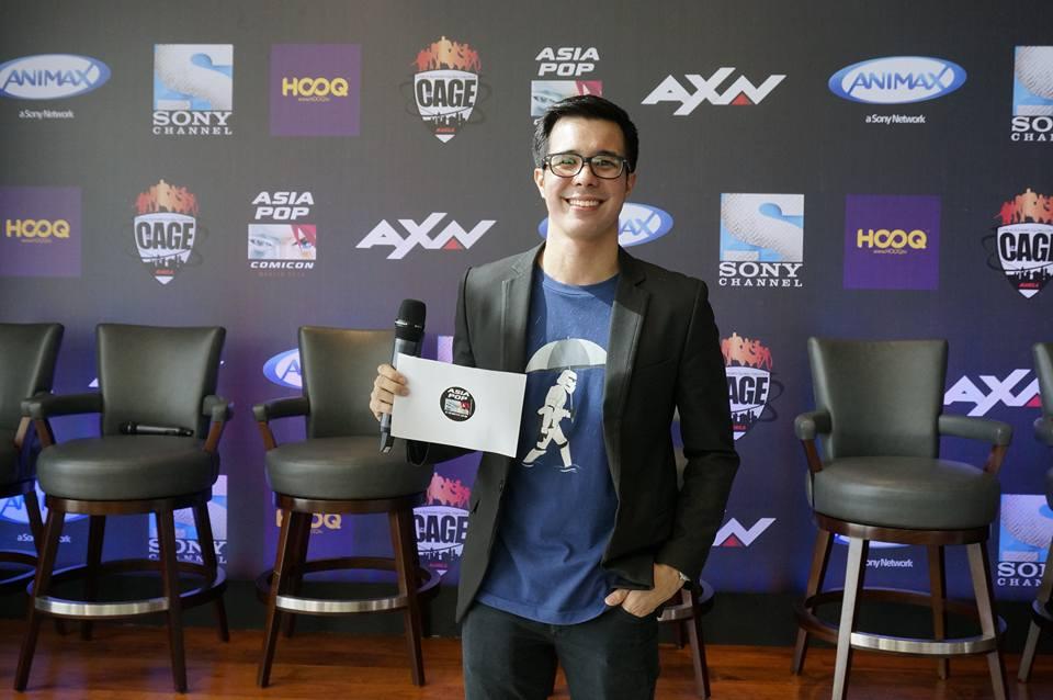 Asia Pop ComicCon Press Launch