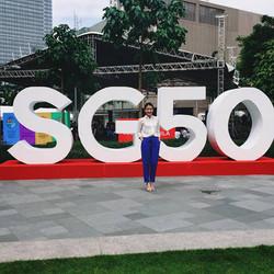 SG50 Anniversary Event