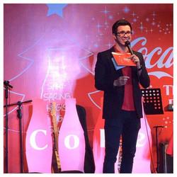 Coca-cola YearEnd Media Party (2015)
