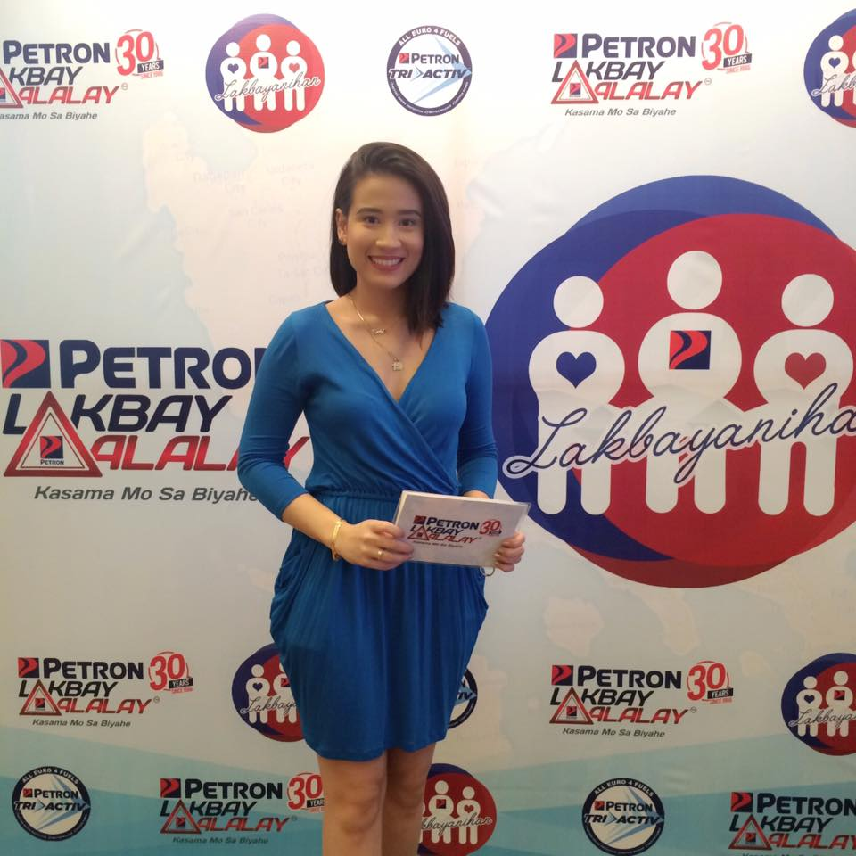 Petron's Lakbay Alalay 2016 Launch