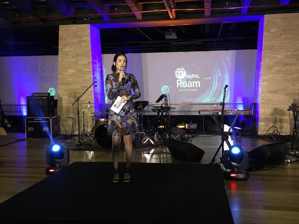 MyPAL Roam Media Launch