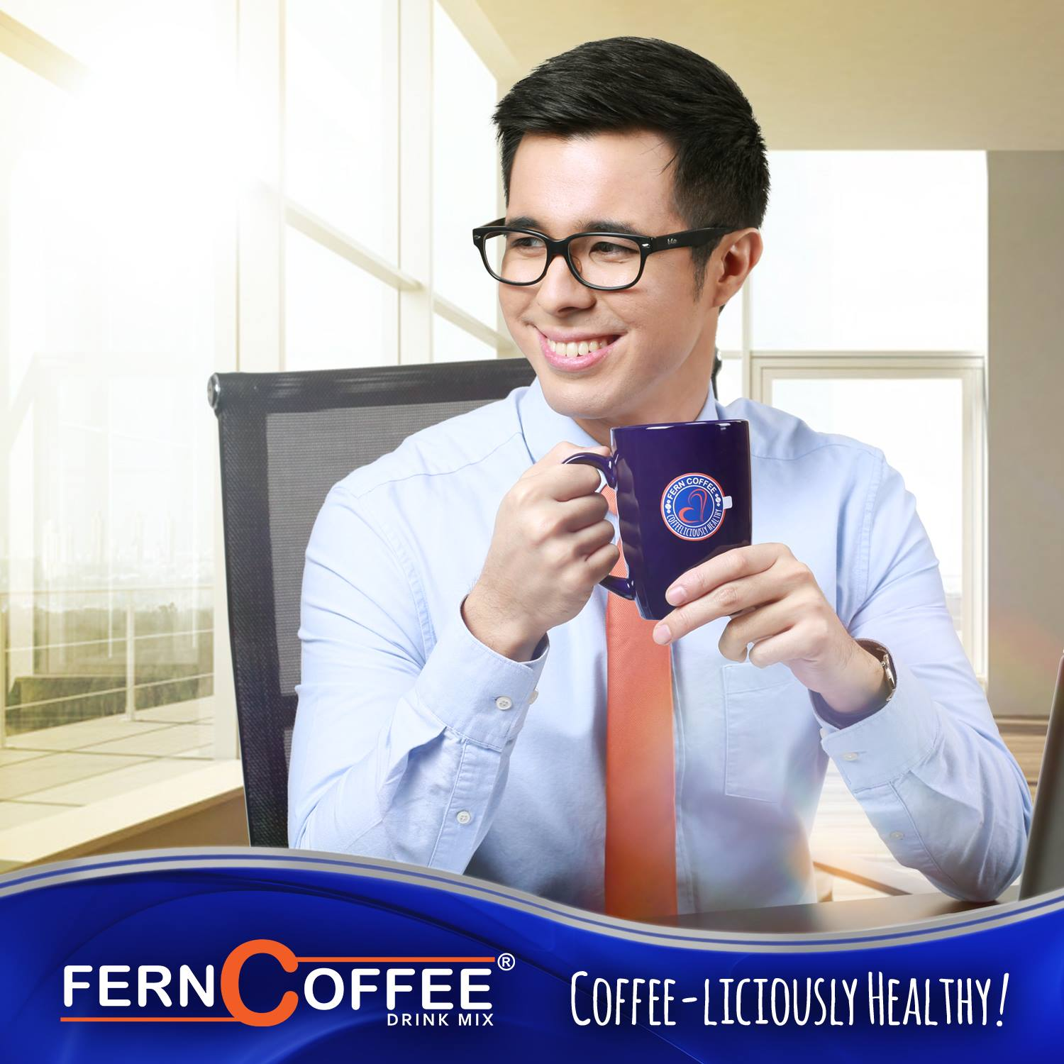 Justin Quirino for FernCoffee