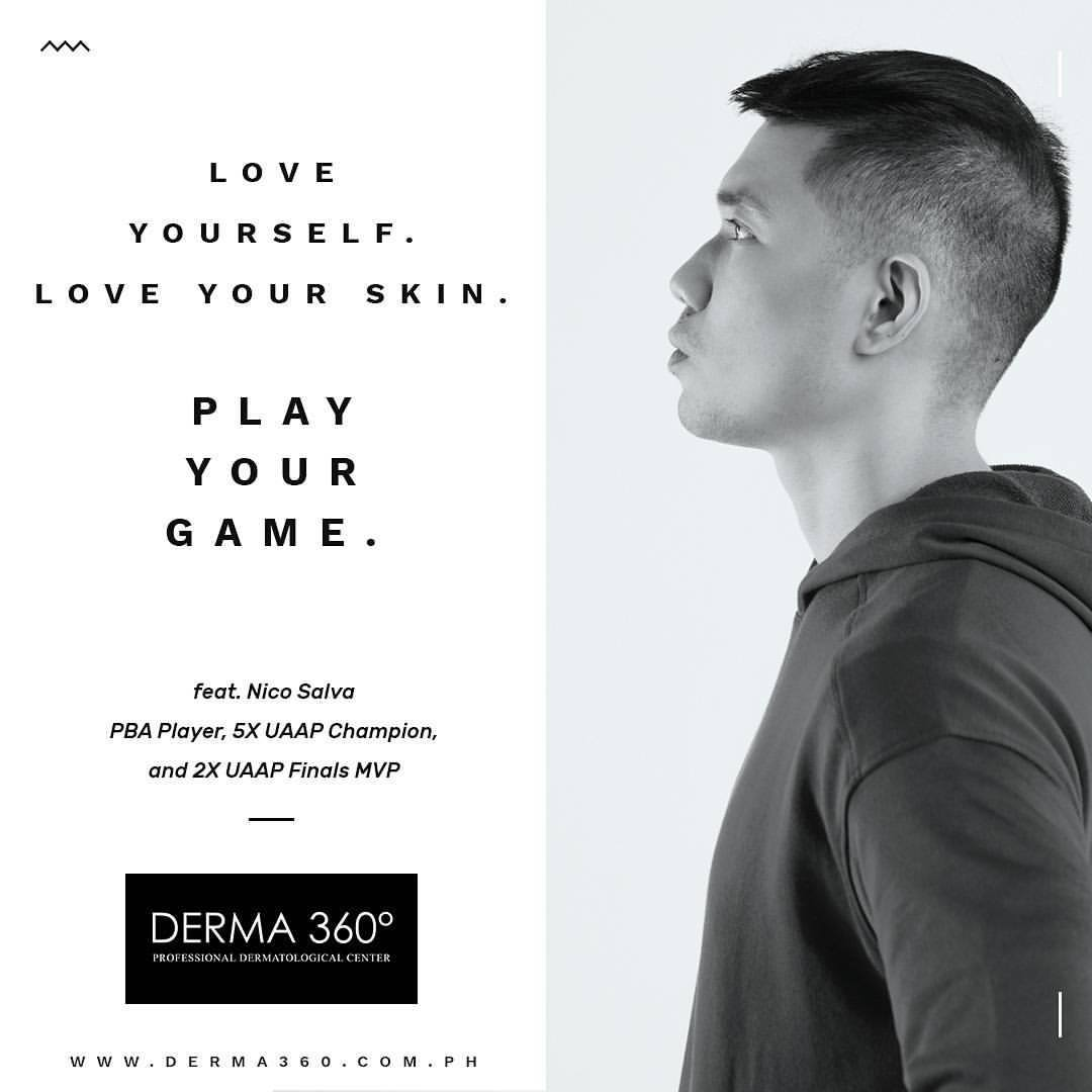 Nico Salva for Derma360