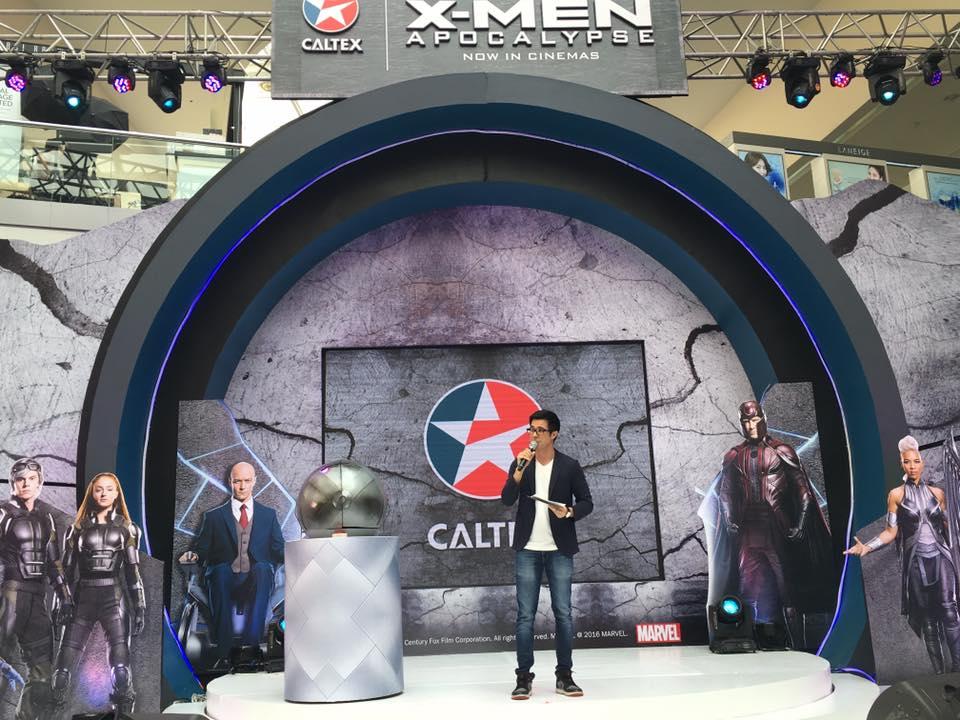 Caltex Delo Launch