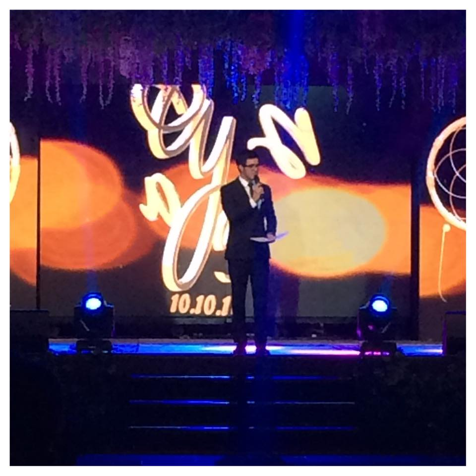 Formal Debut at Solaire