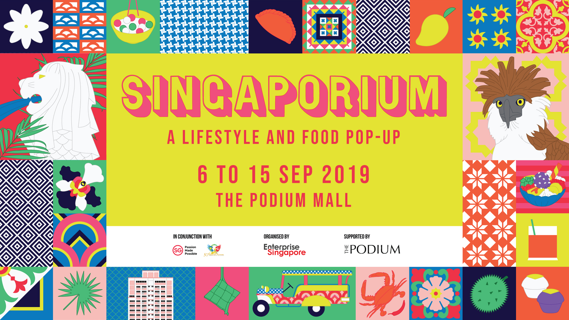 Singaporium Ph Event