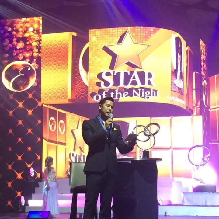 Marc Nelson host for Sun Life event