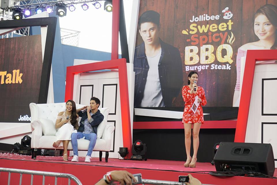 Jollibee Sweet and Spicy BBQ Launch