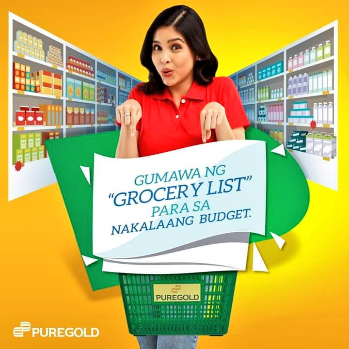 Maine Mendoza for Puregold
