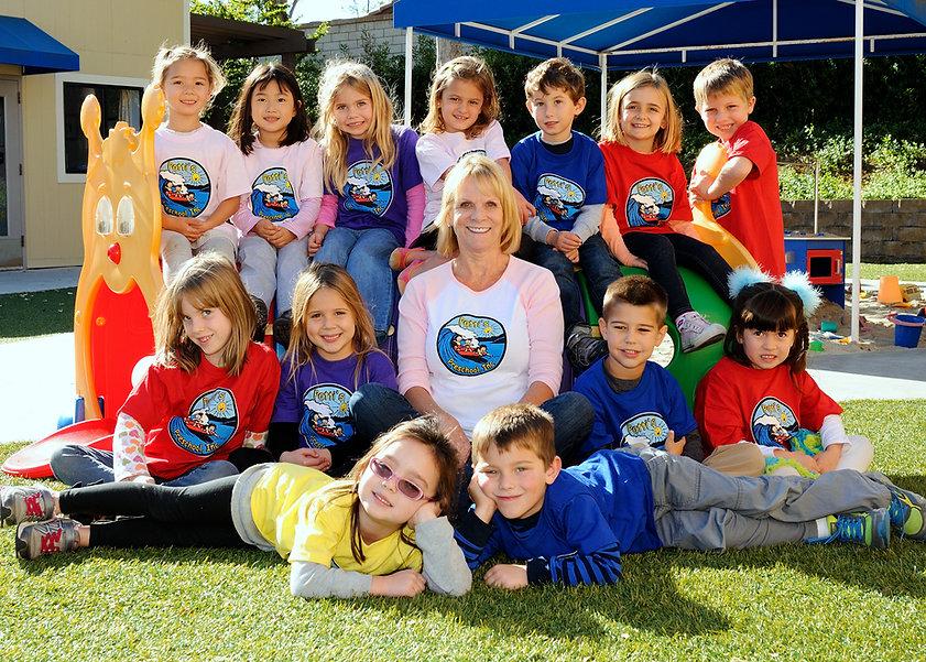 Patti Young, owner of Patti's Preschool in Huntington Beach