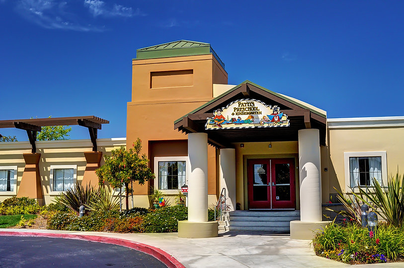 Patti's Preschool Huntington Beach Building