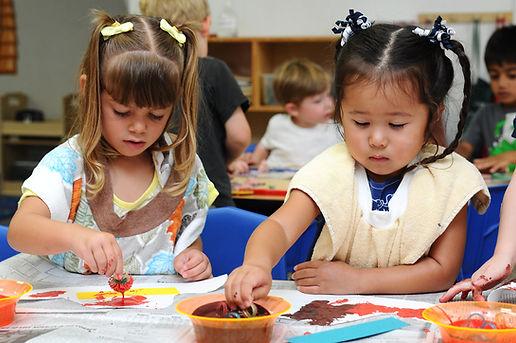Creative Arts at Patti's Preschool