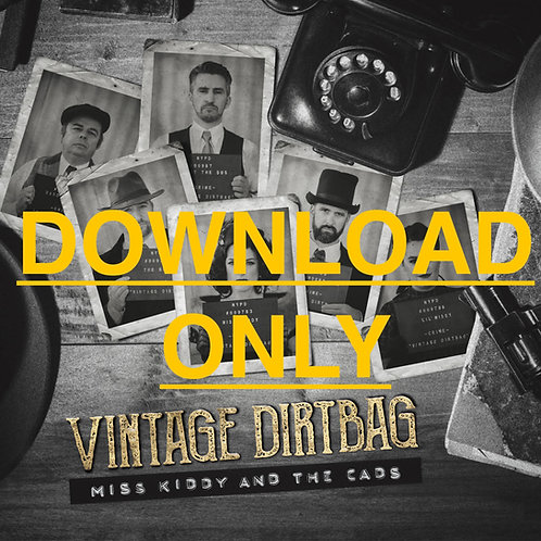 Vintage Dirtbag Studio Album - DOWNLOAD