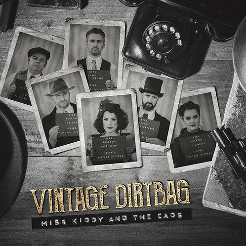Vintage Dirtbag Studio Album - CD (incl. free download)