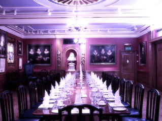 Christmas Party at Painters Hall