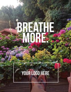 Breathe more
