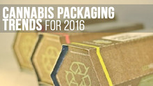 Cannabis Packaging Trends for 2016