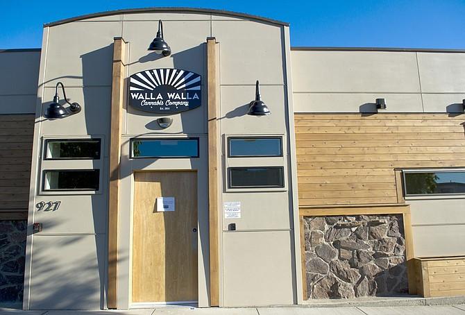 Walla Walla Cannabis Co is located at 927 W Main Street, Walla Walla