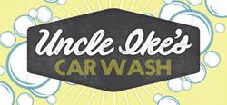Ike's Car Wash-billboard