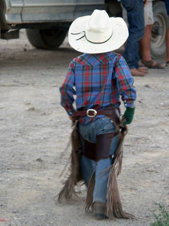 Always ready to rodeo