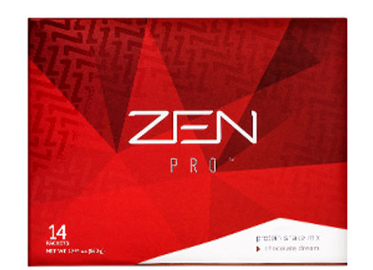 Zen Pro Chocolate Dream - Zen Bodi Weight Management System