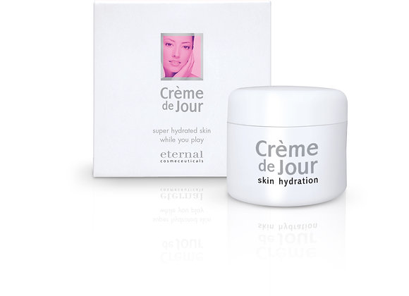 Creme de Jour for super hydrated skin
