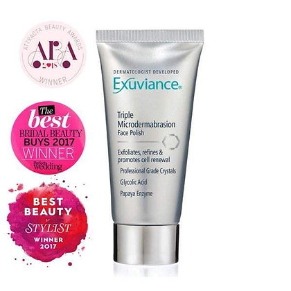 EXUVIANCE® Targeted Treatments Triple Microdermabrasion Face Polish