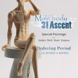 Male Body 31Ascent Release Notice