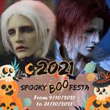 Spooky Boo festa 2021
