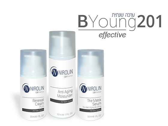 BYoung Effective 201 - 1 Month Kit