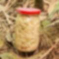 基隆竹緣農場-醃製筍乾