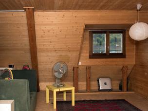 Zimmer 1 Dachgeschoss