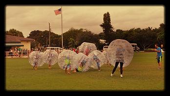 Miami Bubble Soccer Event