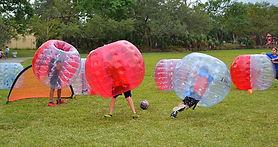 Kids Bubble Birthday in Miami