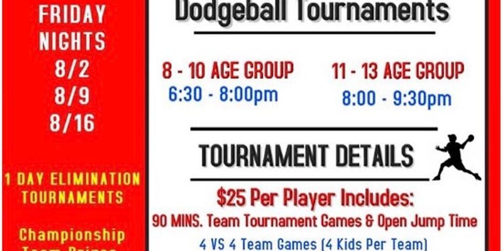 Trampoline High Dodgeball (1)