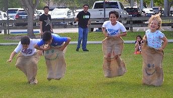 Kids Sports Party Races