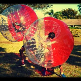 Bubble Soccer Miami